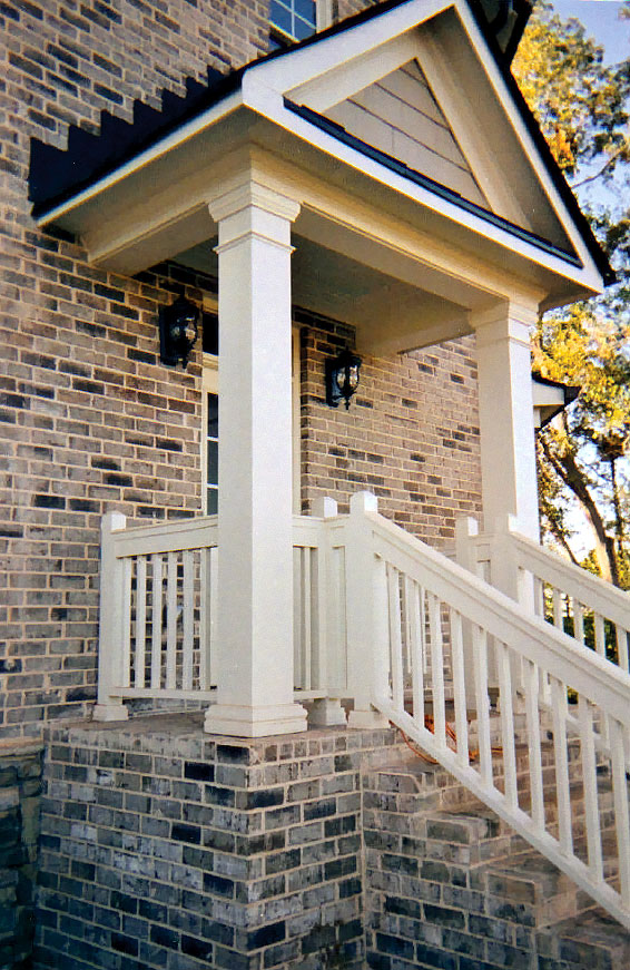 Pultruded Columns