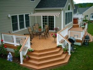 Valor Specialty Products Inc. - Retractable Patio Awnings