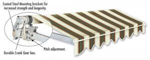 Valor Specialty Products - Retractable Patio Awning